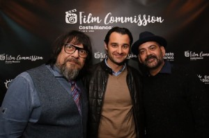 Presentación Costa Blanca Film Comission en Madrid