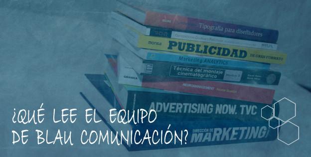 Los libros de Blau Comunicacion