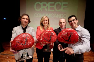 Ganadores de los XVI Premios Jeturbe