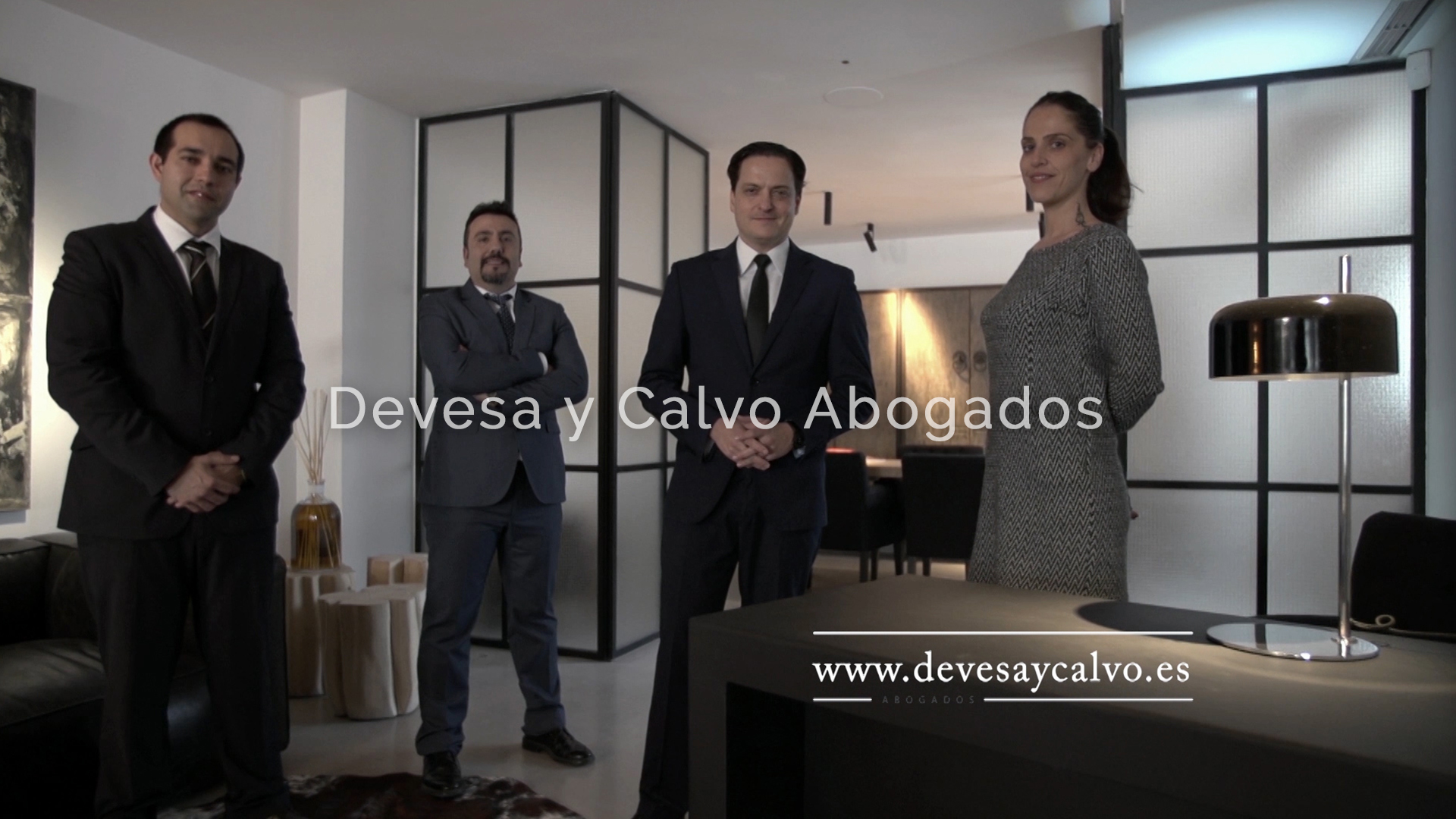 Vídeo corporativo Devesa y Calvo Abogados
