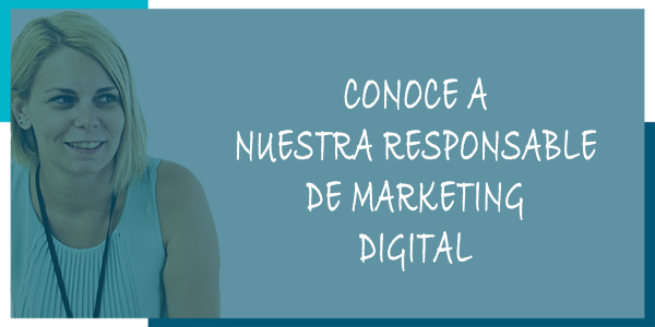 Responsable de comunicación y marketig digital