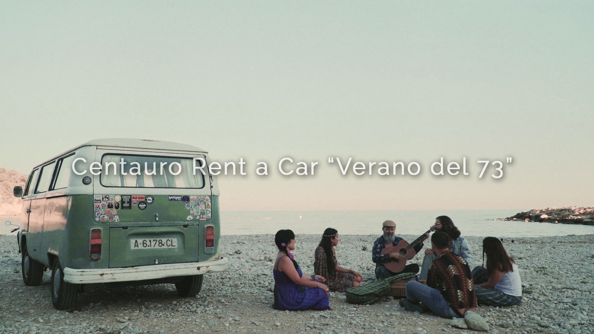 Vídeo manifiesto Centauro Rent a Car