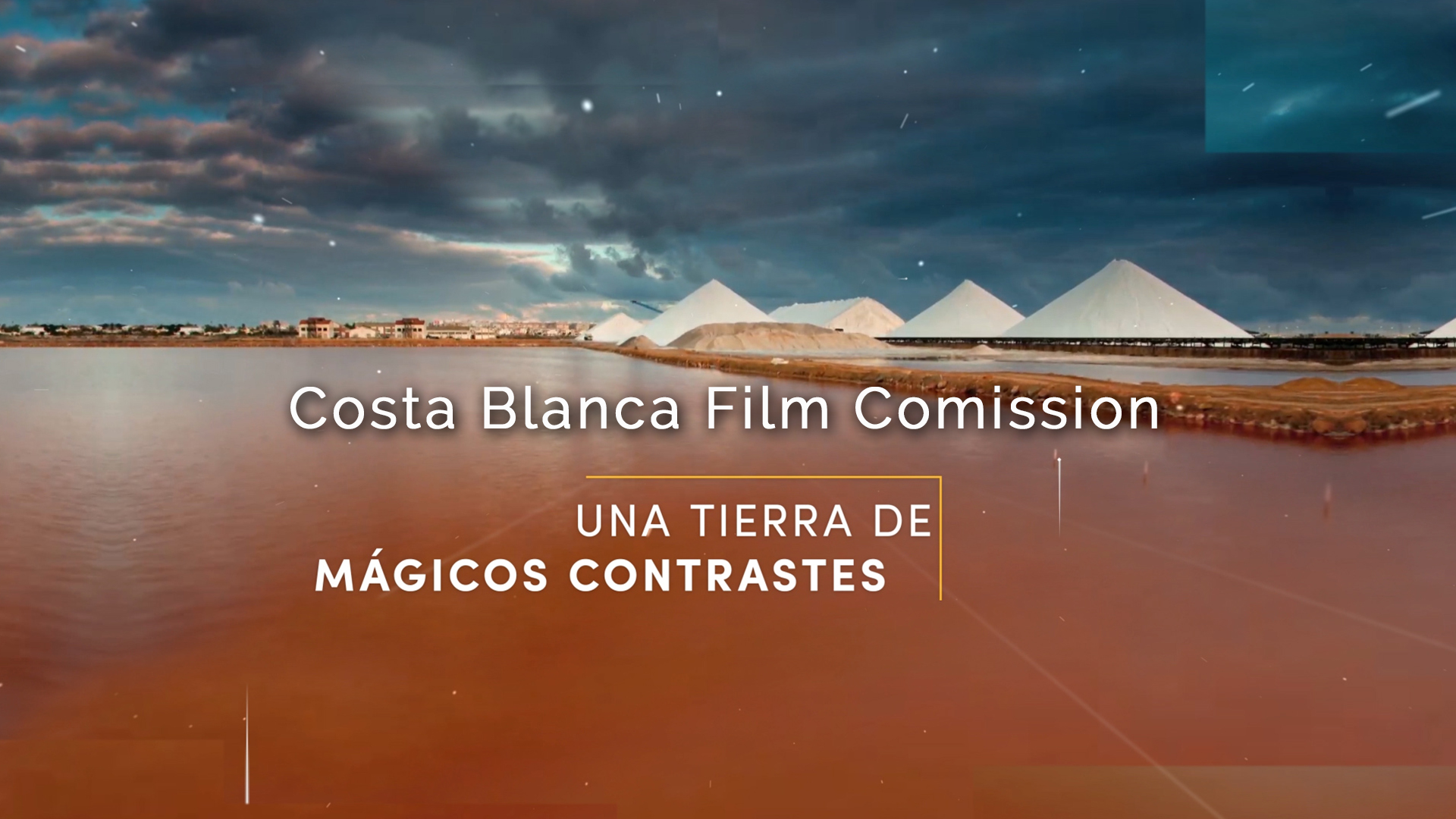 Video Promocional Costa Blanca Film Comission