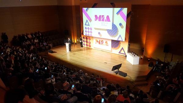 Gala Premios MIA 2019